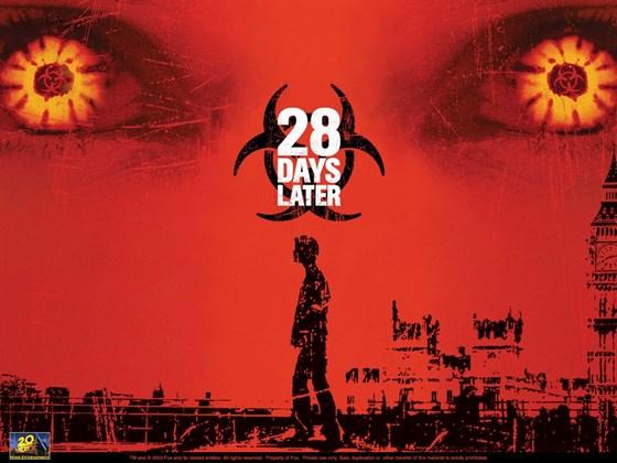 پوستر فیلم 28 روز بعد