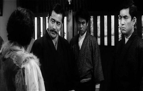 نمایی ز فیلمسانشیرو سوگاتا ساخته آکیرا کوروساوا