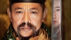 جت لی در نقش امپراتور در فیلم مولان