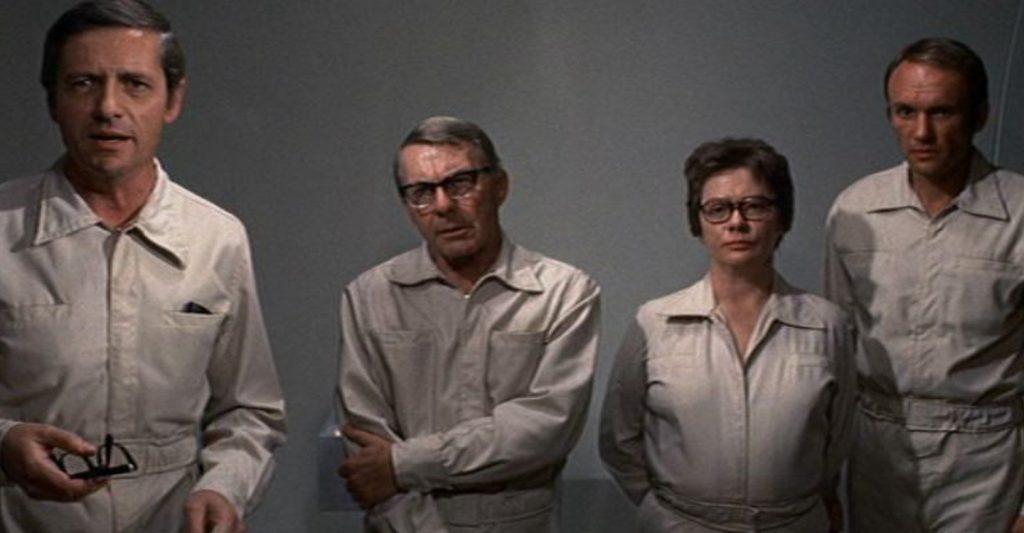 صحنه ای از فیلم فشار آندرومدا