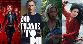 تأثیر ویروس کرونا بر سینما : اکران  فیلم های پرفروش 2020 به تعویق افتاد 2