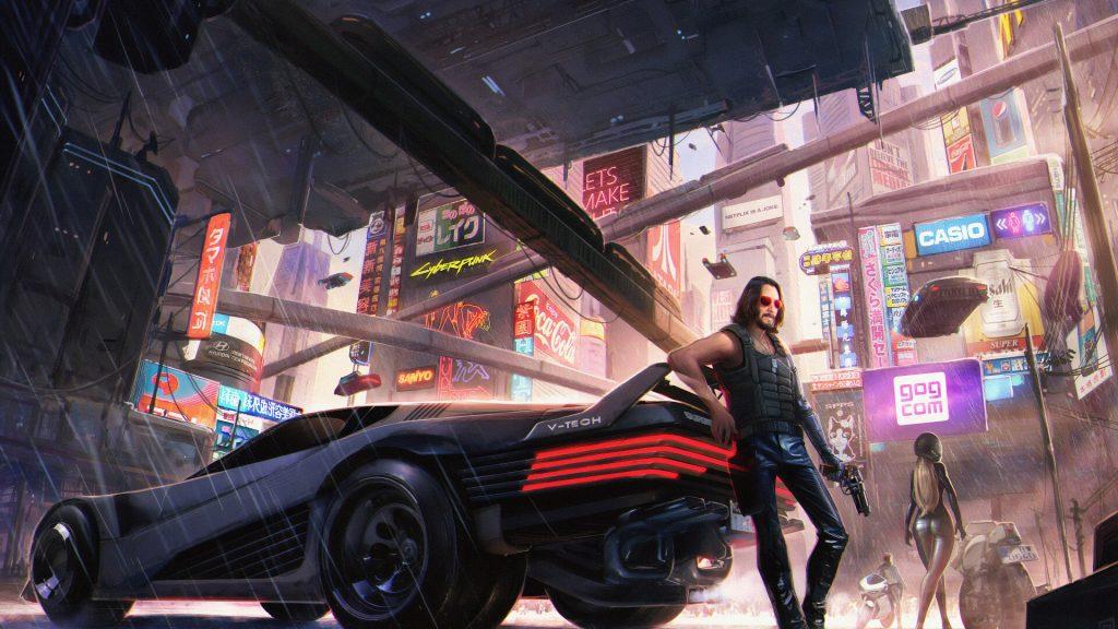 اخبار تاریخ انتشار Cyberpunk 2077: طرفداران باید قطعاً این تاریخ را در تقویمشان علامت بزنند 5