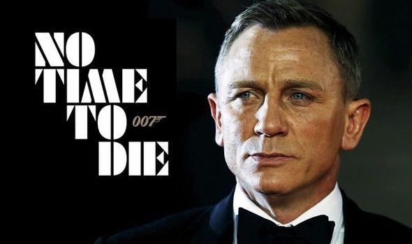 پوستر فیلم جیمز باند: زمانی برای مردن نیست