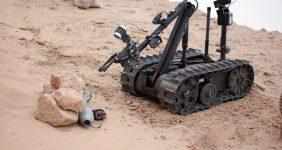 TALON  ربات همه کاره ی نظامی 34