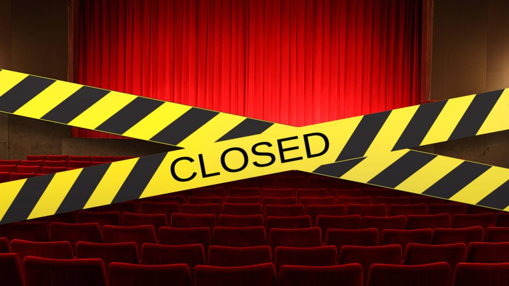 سینما تعطیل است