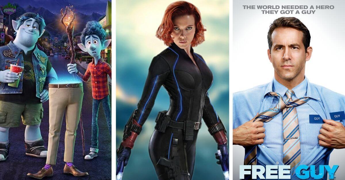 کمپانی دیزنی قصد دارد در روز های پایانی سال 2020 ،  6 فیلم بزرگ را به نمایش بگذارد 1