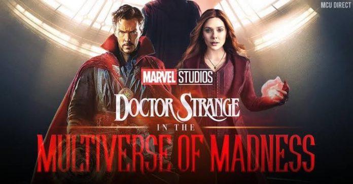 پوستر اصلی فیلم دکتر استرنج که به تاریخ فروردین 1401 منتقل شد