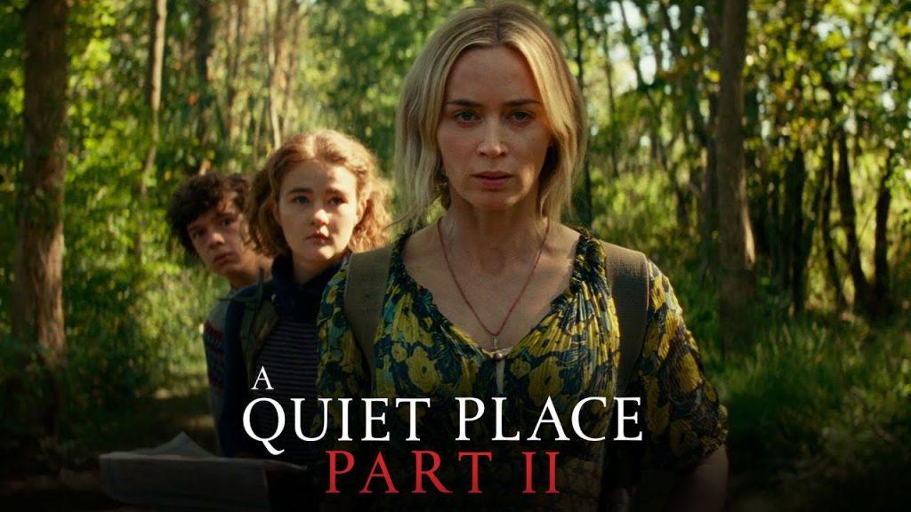 پوستر فیلم یک مکان ساکت قسمت 2
