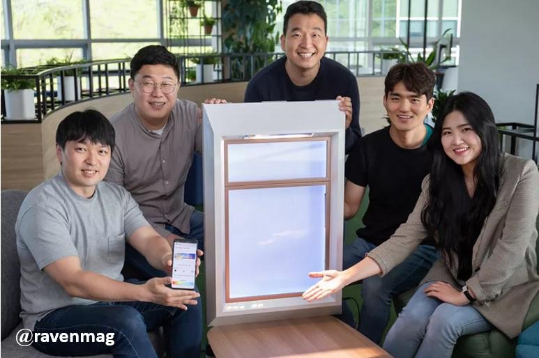 سامسونگ شروع به ساخت پنجره های جعلی SunnyFive می کند که باعث ایجاد نور خورشید می شوند_ریون مگ