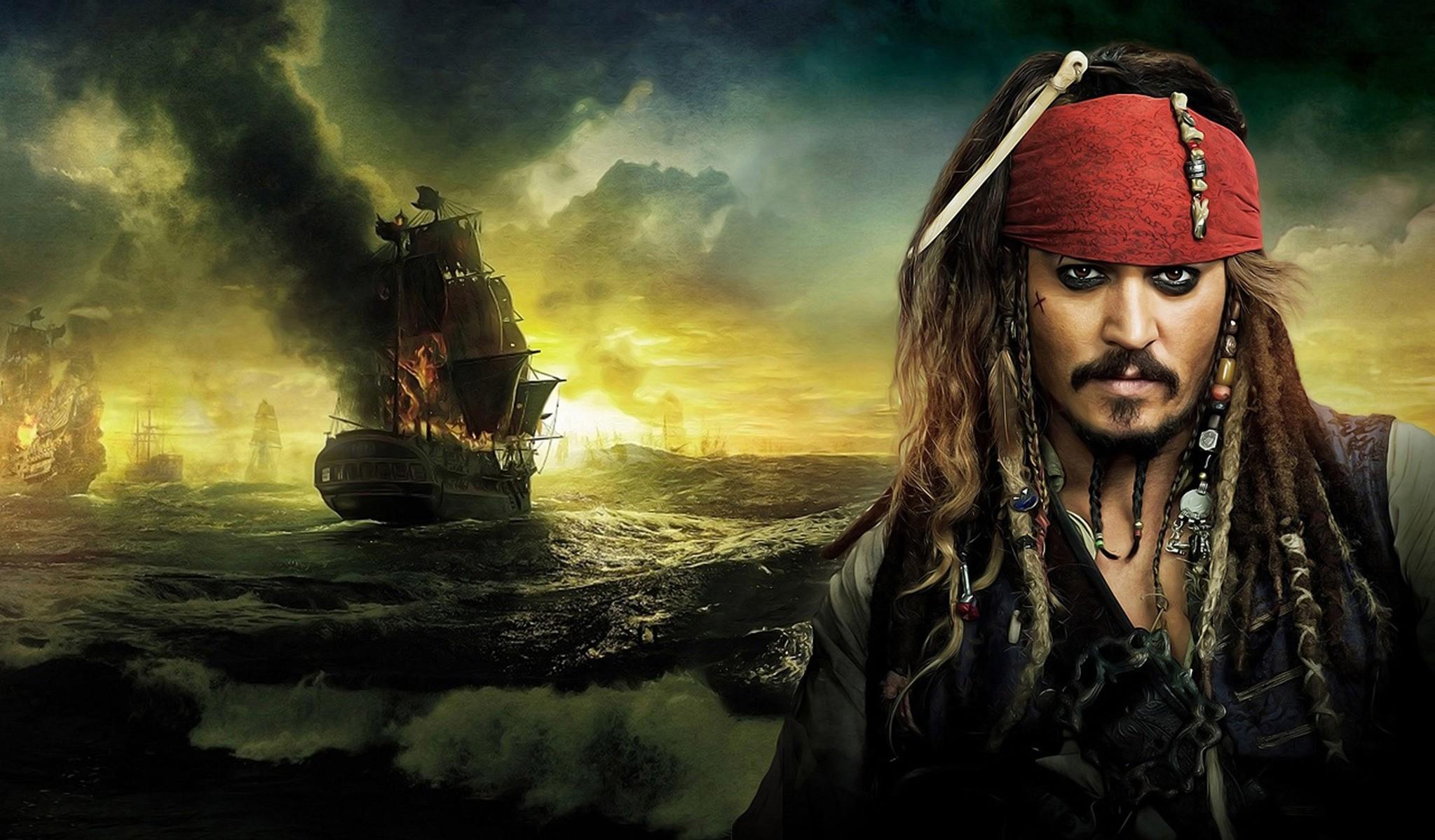 کاپیتان جک اسپارو