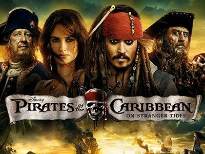 پوستر فیلم دزدان دریایی 2011