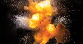 چطور انفجار پودر رخ می دهد ؟ 1