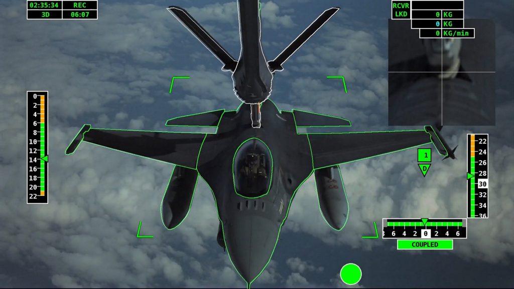 سیستم سوختگیری هوایی