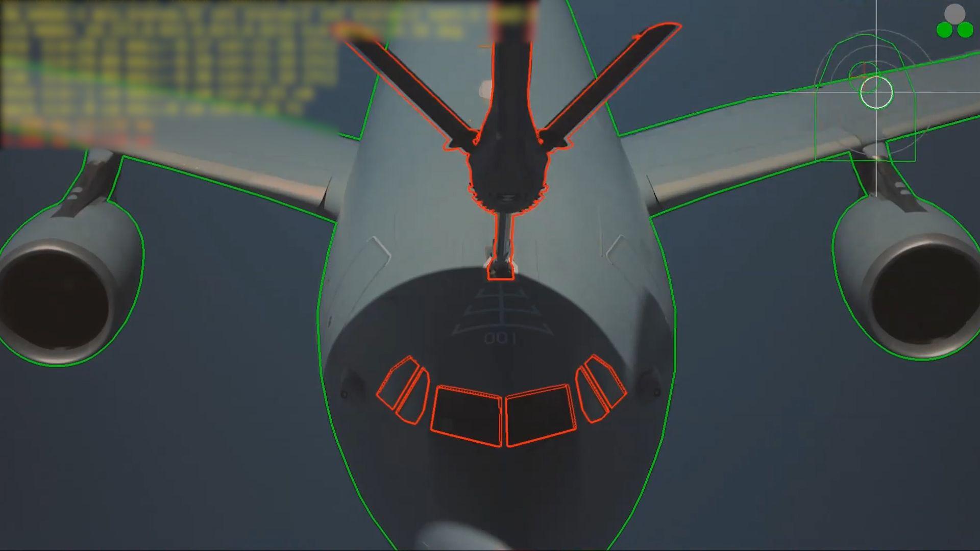اولین سیستم سوختگیری هوایی تمام اتوماتیک