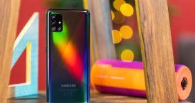 سامسونگ گلکسی A51 پرفروش ترین گوشی هوشمند اندرویدی در 2020 بود_ریون مگ