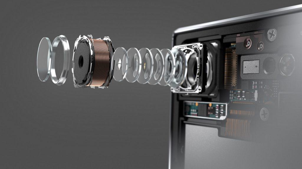 سنسور-دوربین