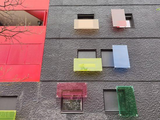 رنگ در صحنه های باز _هواویP40 pro_ریون مگ