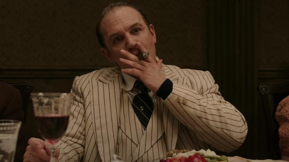 تام هاردی در نقش کاپون
