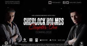 Sherlock Holmes: Chapter One به صورت رسمی معرفی شد. 59