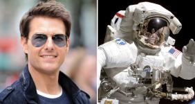 تمرینات تام کروز برای فیلم فضایی جدیدش ، او را آماده زندگی در گرانش 0 (صفر) خواهد کرد 1