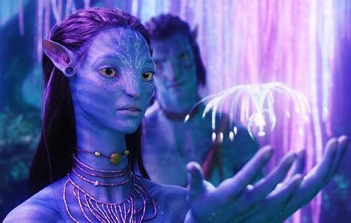 صحنه ای از فیلم آواتار