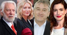 زمان آرماگدون : رابرت دنیرو ، اسکار ایزاک ، دونالد ساترلند و آن هاثاوی به کیت بلانشت پیوستند 1