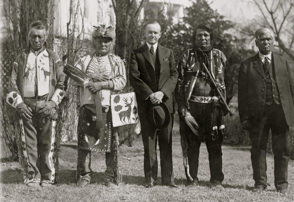 عکس قبیله اوسیج