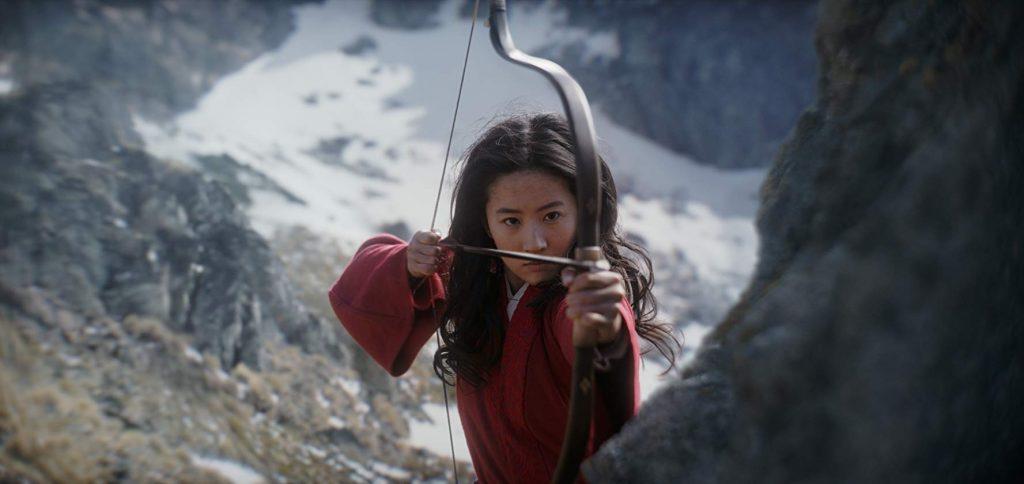 لیو ییفی در نقش مولان