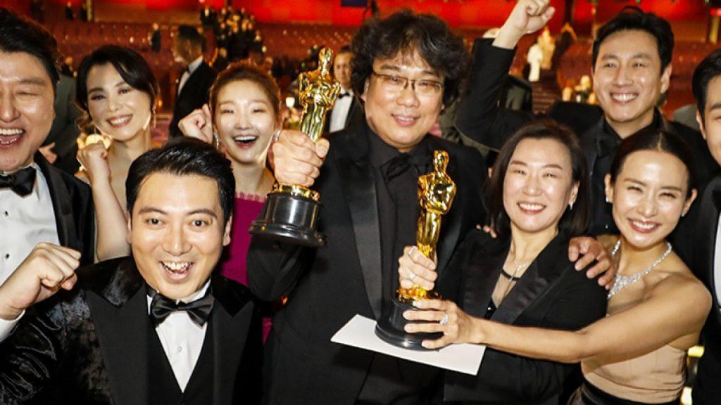 عواما فیلم پارازایت برنده جایزه بهترین فیلم مراسم اسکار 2020