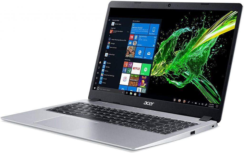 لپ تاپ Acer Aspire 5 Slim، اینچ 15.6-ریون مگ