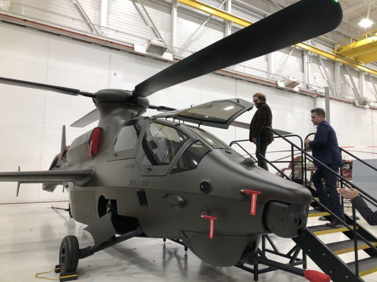 نگاهی به هلیکوپتر Bell 360 Invictus یکی از گزینه های ارتش آمریکا برای آینده 5