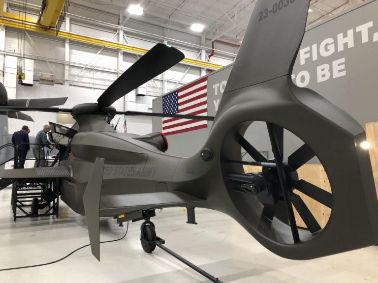 نگاهی به هلیکوپتر Bell 360 Invictus یکی از گزینه های ارتش آمریکا برای آینده 6