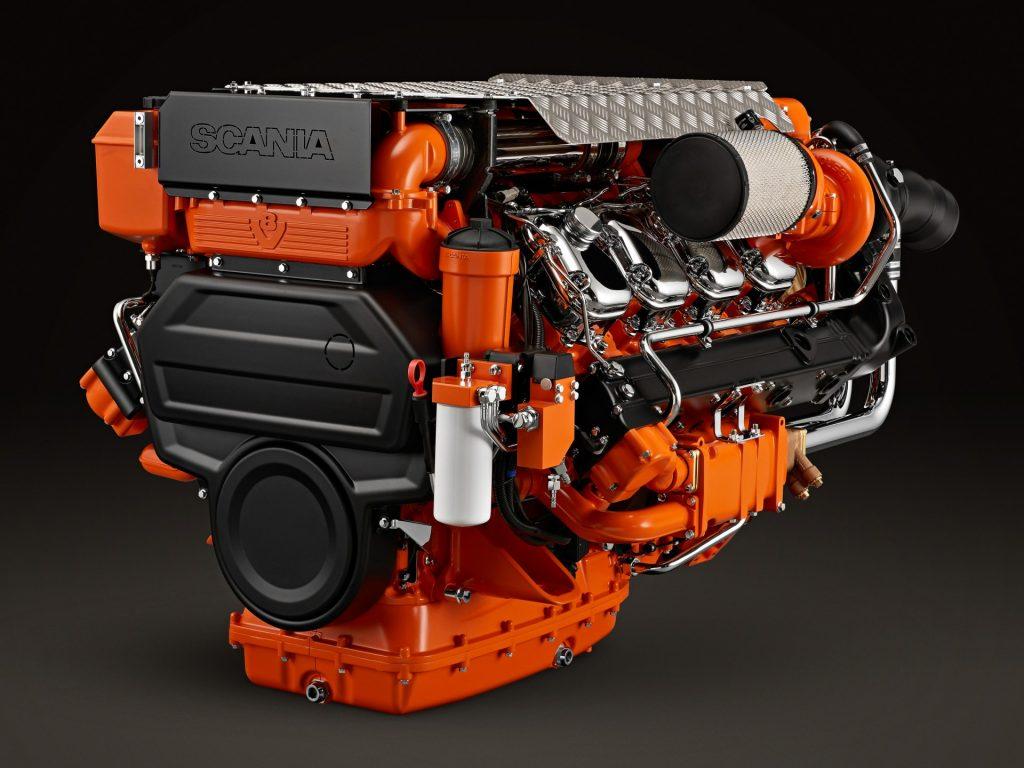 نگاهی به کشنده ی اسکانیا S با موتور قدرتمند 620 اسب بخاری 11