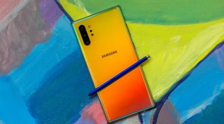 Samsung Galaxy Note 10 Plus_ ریون مگ
