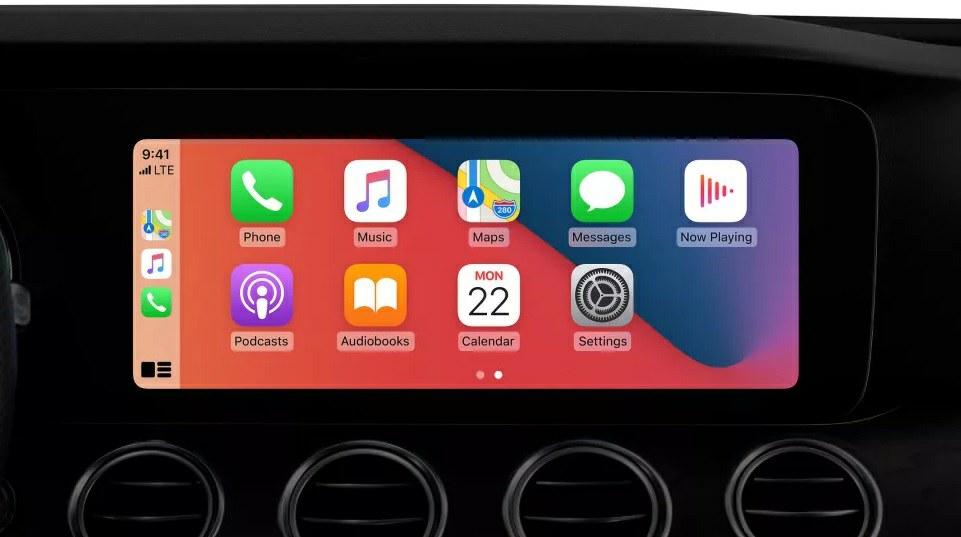 iOS 14 CarPlay_ ریون مگ