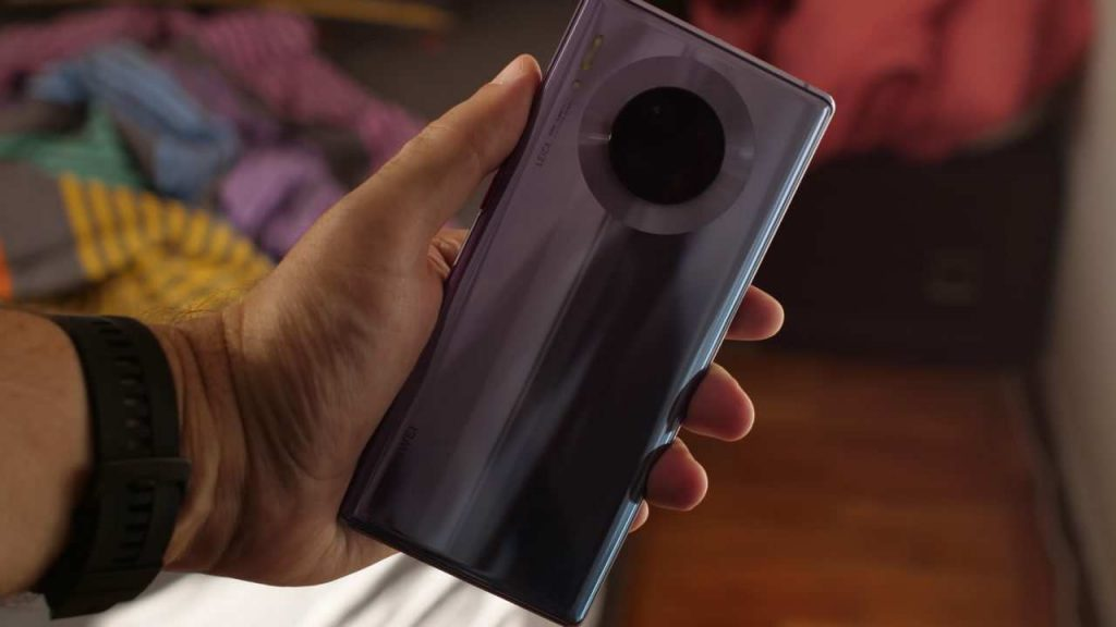 دوربین Huawei Mate 30 Pro_ ریون مگ