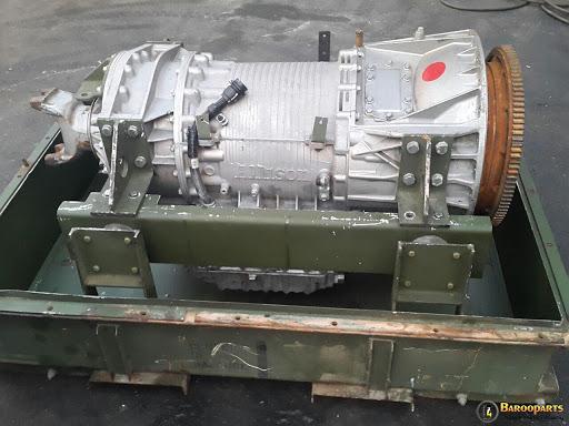 معرفی کامیون کمپرسی نظامی M917A2 3
