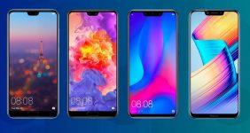 راهنمای خرید گوشی های 3 تا 5 میلیون هواوی _ ریون مگ