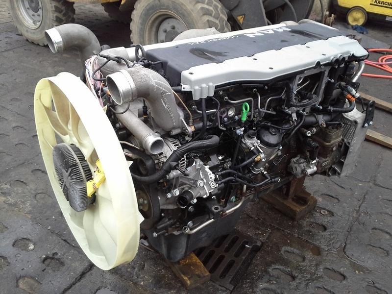D20 MAN ENGINE
