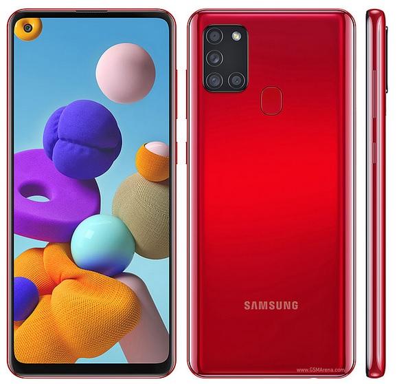 سامسونگ مدل Galaxy A21s_ریون مگ