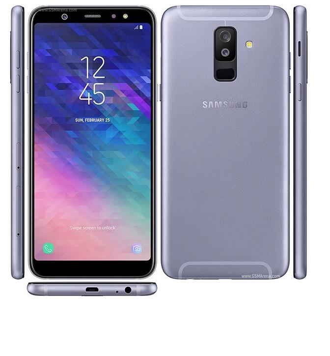گوشی سامسونگ مدل Galaxy A6 plus_ریون مگ