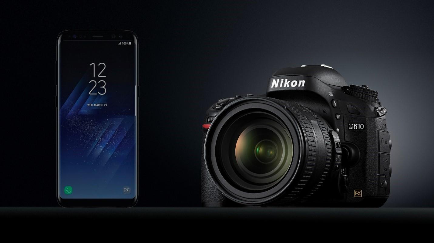 مقایسه دوربین حرفه ای با دوربین گوشی