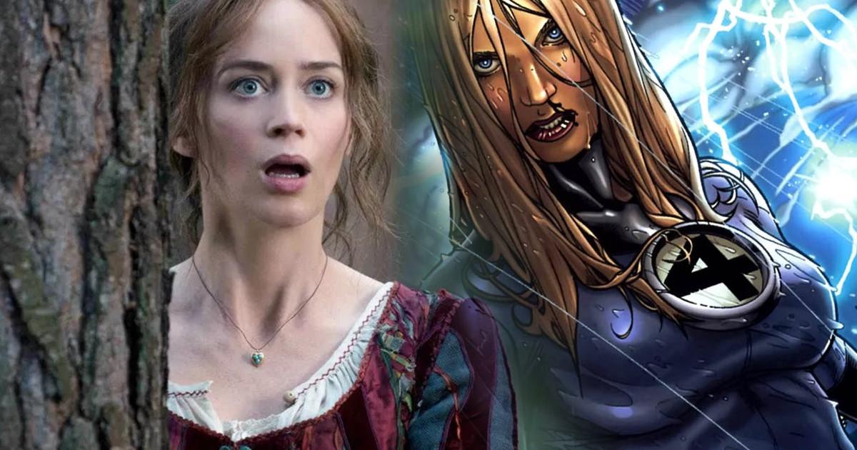 امیلی بلانت ممکن است جایگزین امبر هرد در فیلم آکوامن ۲ شود