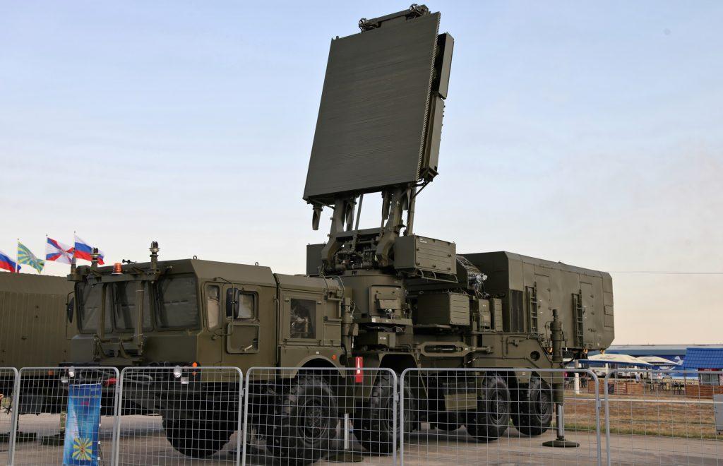 S-400 Radar