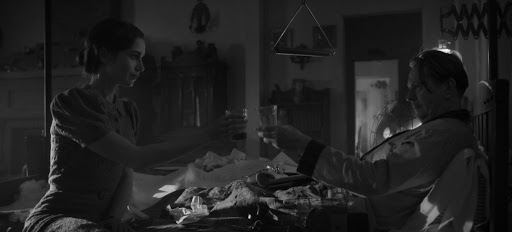 گری اولدمن در نقش هرمان جی مانکیویچ ، آماندا سیفرید در نقش ماریون دیویس