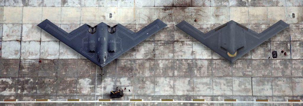 B-21 AND B-2