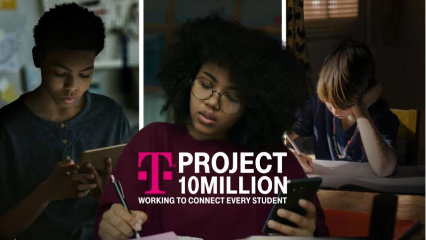 پروژه ۱۰ میلیونی T-Mobile