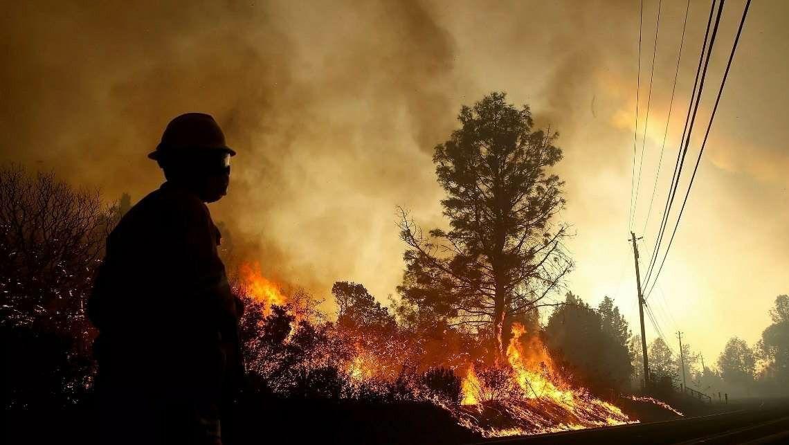پیش بینی حرکت بعدی آتش سوزی به کمک نرم افزار ها!_ ریون مگ