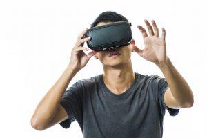 ردیابی سر واقعیت مجازی VR_ ریون مگ
