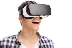 میدان دید واقعیت مجازی VR_ ریون مگ